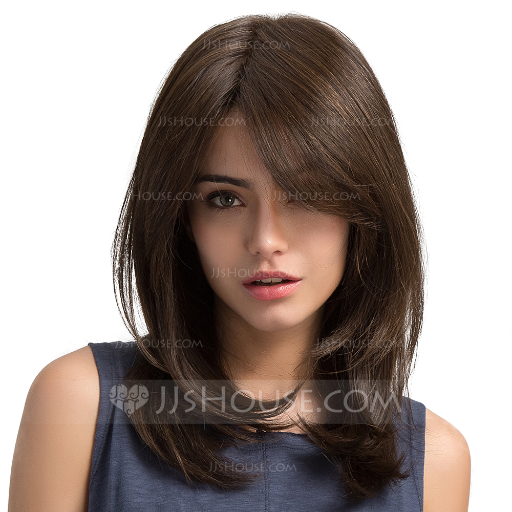 Wavy Synthetic Hair Synthetic Wigs 170g 219130043 Wigs