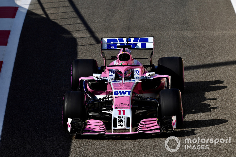 Racing Point F1 Team  F1 2019 driver and team line-ups sergio perez racing point for 1
