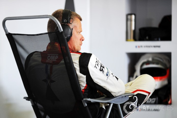 Collard believes he was too introverted for F1