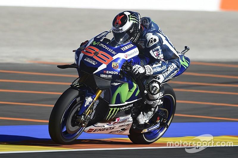 Lorenzo polverizza il record di Valencia e torna in pole position