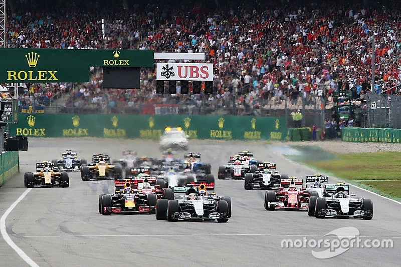 Il GP di Germania a un passo dalla cancellazione dal calendario 2017 di F.1