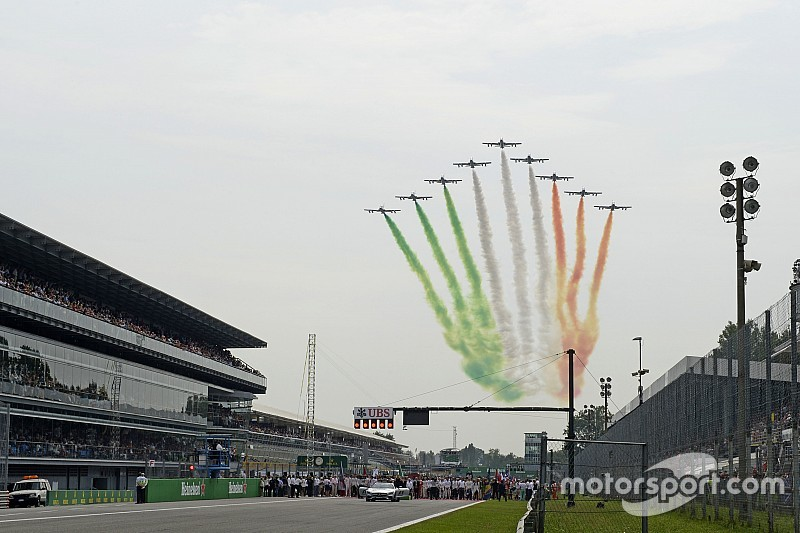 Ufficiale: Monza ha rinnovato con la Formula 1 per i prossimi 3 anni