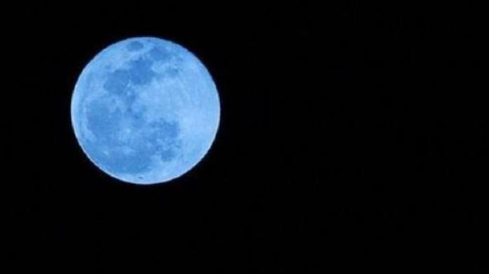Jangan Lewatkan, Fenomena Bulan Purnama Biru Bisa Disaksikan Malam Ini