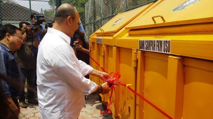 Wacana Denda Buang Sampah, Ini Tanggapan Kadis Kebersihan Medan