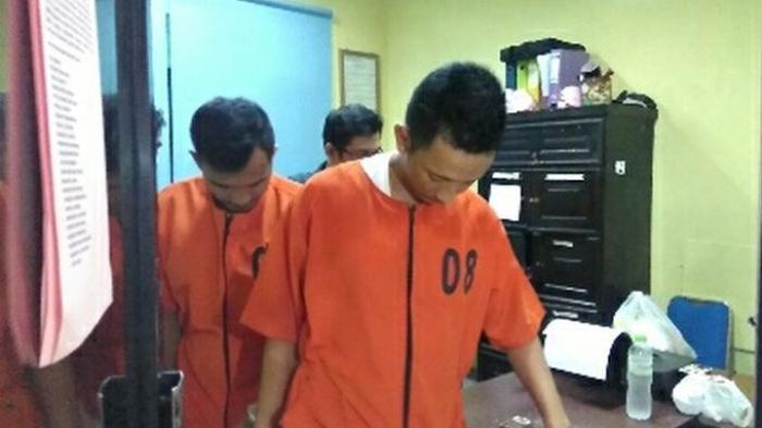 Dua Oknum TNI Pecatan Jadi Kurir Narkoba