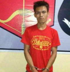 Rizal Curi Ayam Satu Kandang Milik PT Ciomas Adi Satwa