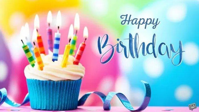 25 Ucapan Selamat Ulang Tahun Untuk Pacar Sahabat Dan Keluarga Halaman All Tribun Sumsel