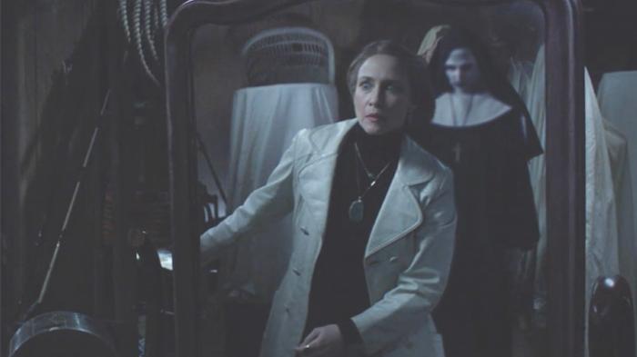 Hal-hal Gaib yang Nyata Terjadi Saat Syuting 'The Conjuring 2'