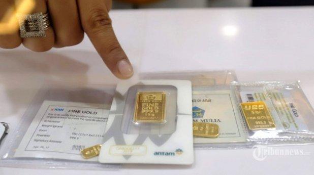 Harga Emas Antam Kamis, 1 Juli 2021: Naik Rp 5.000 jadi Rp ...
