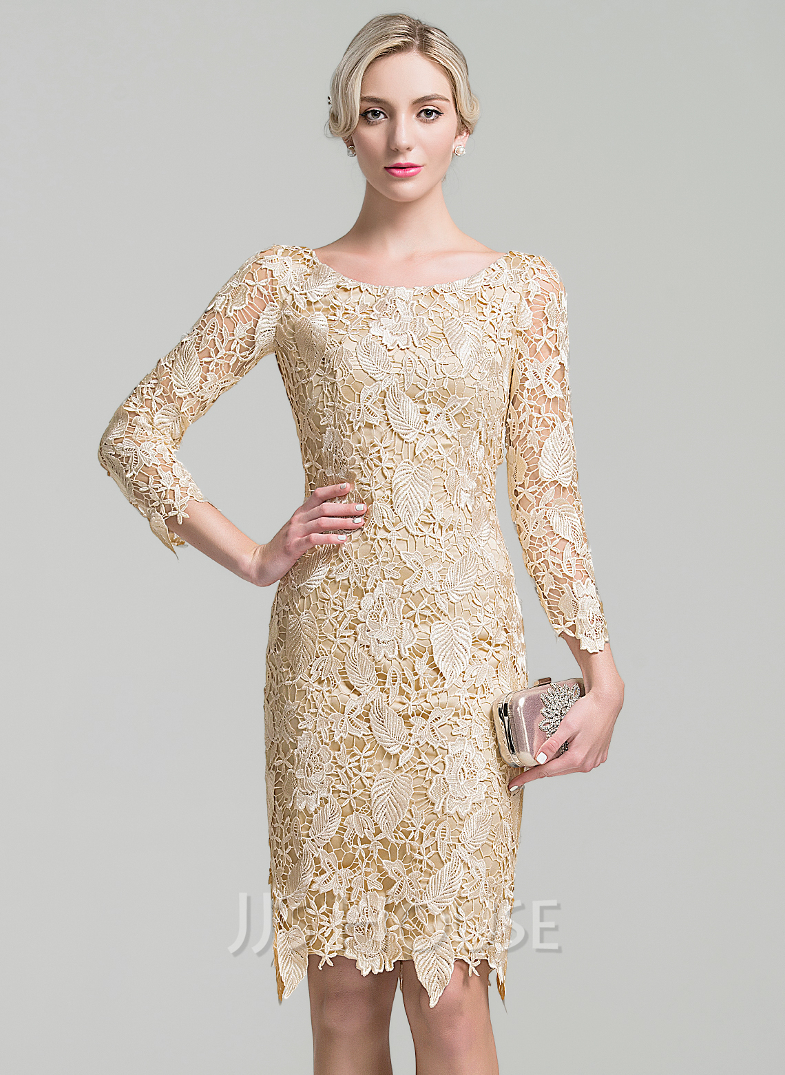 Images Js Prom Gown Long Sleeve