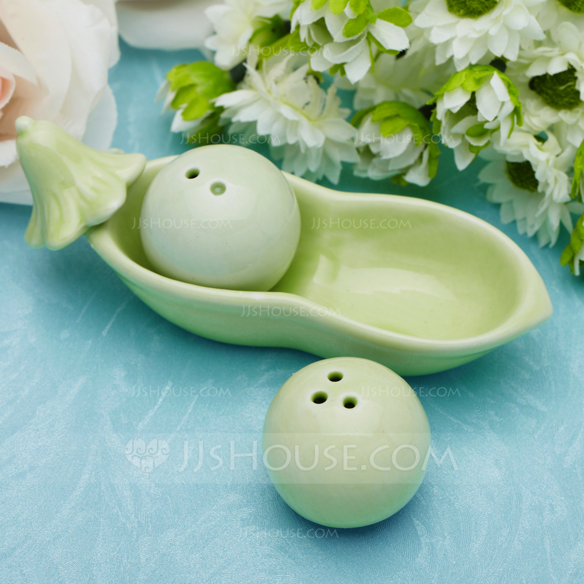 2 Peas Pod Wedding Favors