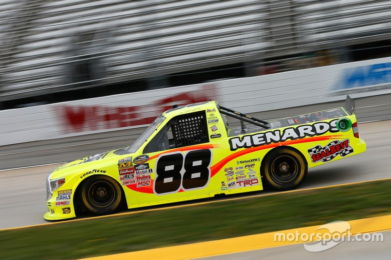 NASCAR Trucks: Five to watch out for at Kansas