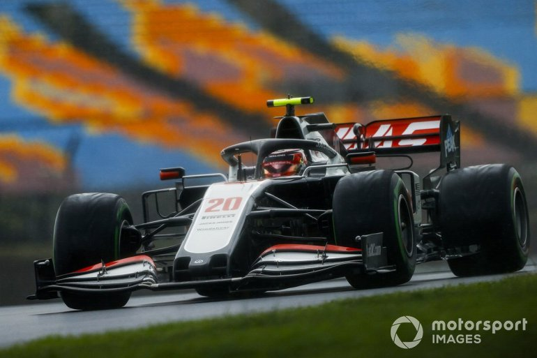 P16 Kevin Magnussen, Haas VF-20