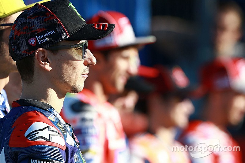 Lorenzo ringrazia la Yamaha con una lettera:
