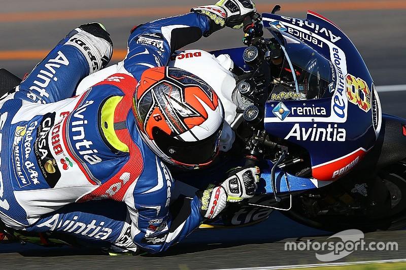 Test Jerez, Day 1: Barbera guida la doppietta Ducati Avintia