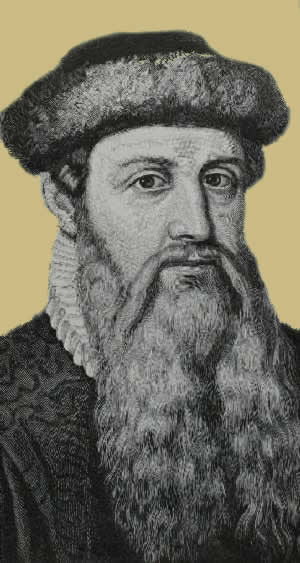 Johann Gutenberg and the Printing Press - An Introduction ...