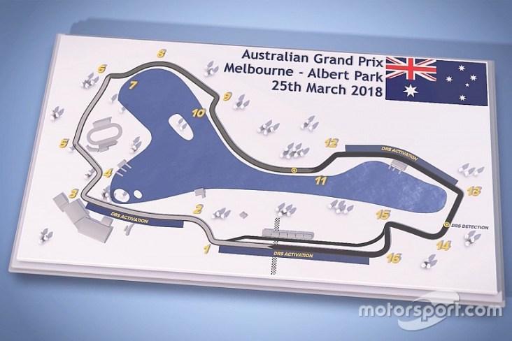 Australian Grand Prix Albert Park