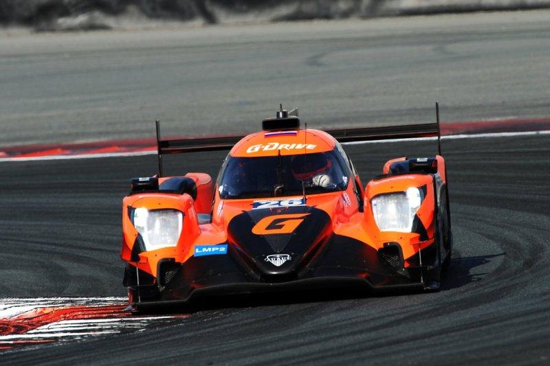 #26 G-Drive Racing - Ye Yifei, Ferdinand Habsburg, René Binder, Aurus 01-Gibson