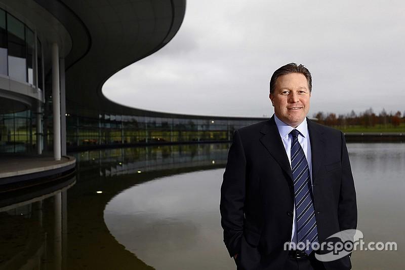 Intervista esclusiva: Zak Brown ci spiega la sua sfida alla McLaren