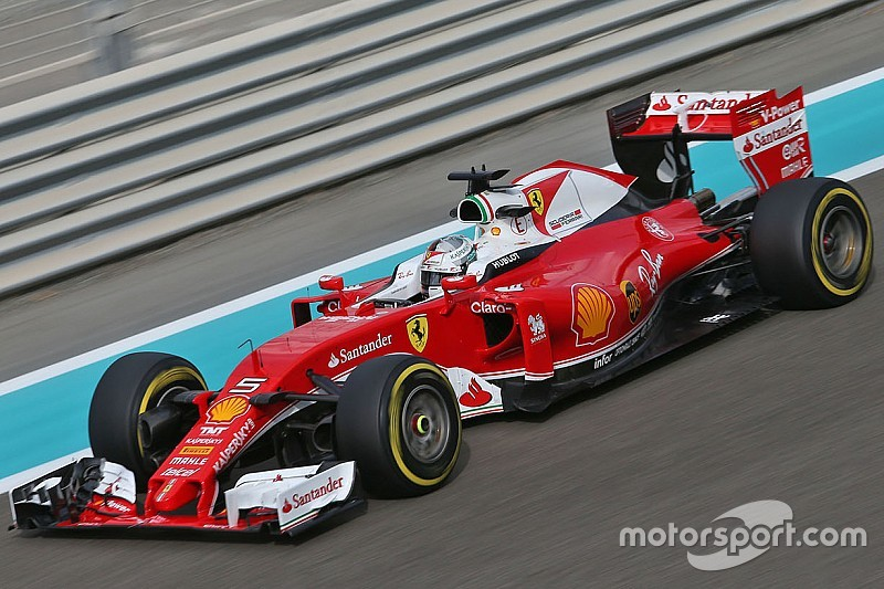 Ferrari veloci con le basse temperature. Mercedes vola sul passo gara