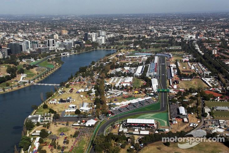 australian grand prix circuit