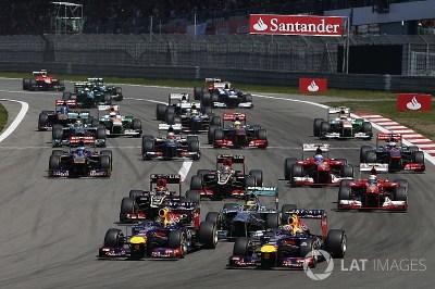 """Résultat de recherche d'images pour """"F1 départ 2013 nurburgring"""""""