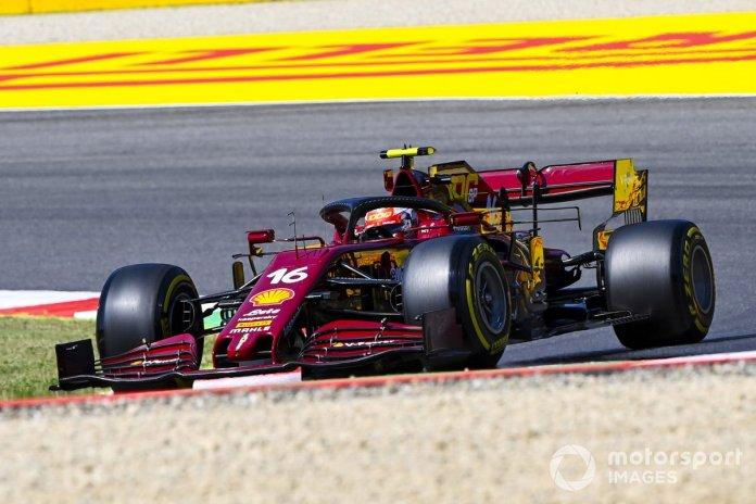 P5 Charles Leclerc, Ferrari SF1000
