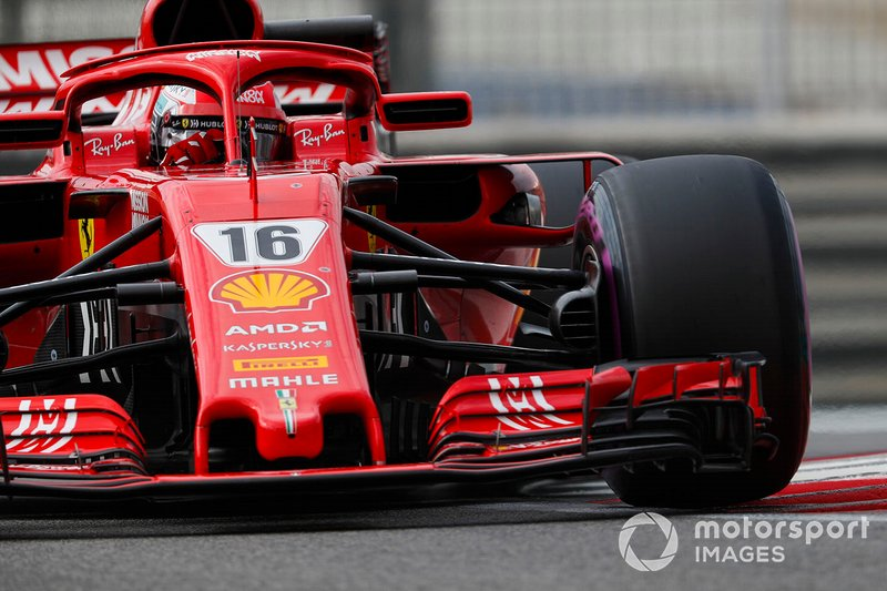 Scuderia Ferrari Mission Winnow  F1 2019 driver and team line-ups charles leclerc ferrari sf71h 1