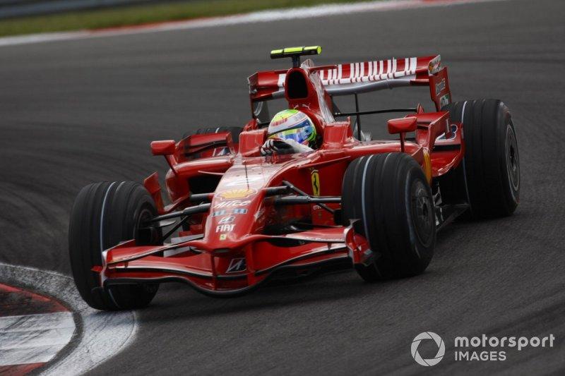 Felipe Massa, Ferrari F2008.