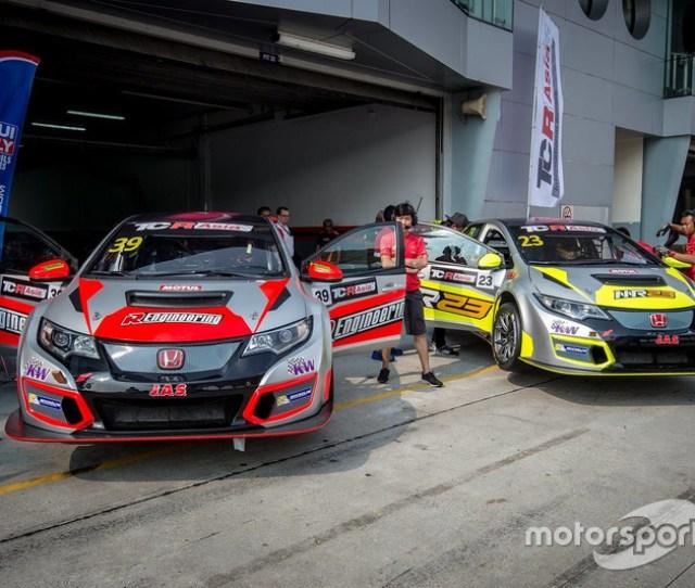 Lai Wee Sing R Engineering Honda Civic Tcr Abul Kaathir R Engineering