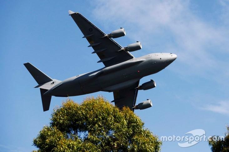 australian grand prix air show