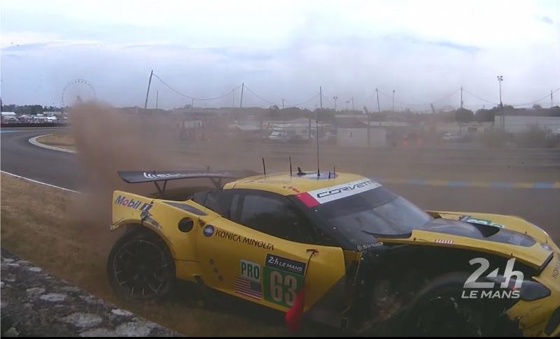 Jan Magnussen crash