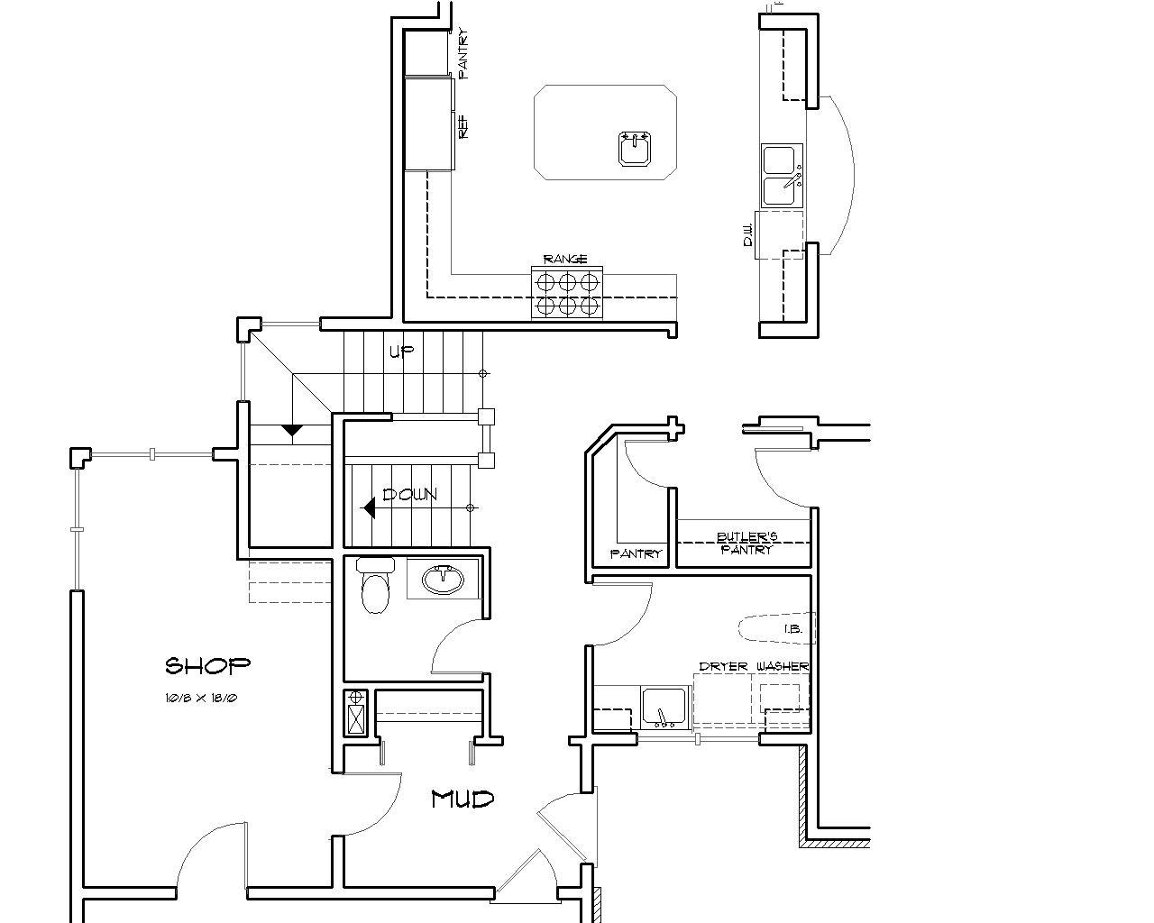House Groveland House Plan