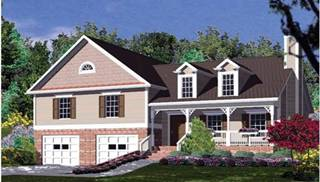 Split Level House Plans   Home Designs   Direct from the Designers       Drive Under House Plans by DFD House Plans