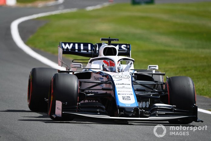 P19 George Russell, Williams FW43 (PENALIZADO 5+)