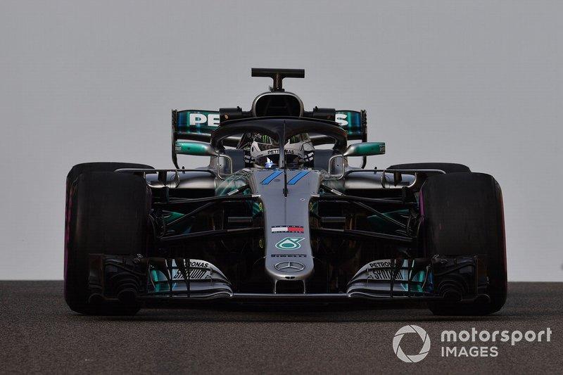 Mercedes-AMG Petronas Motorsport  F1 2019 driver and team line-ups valtteri bottas mercedes amg f1 w09 1