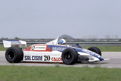 Chico Serra, Fittipaldi F8D-Ford Cosworth