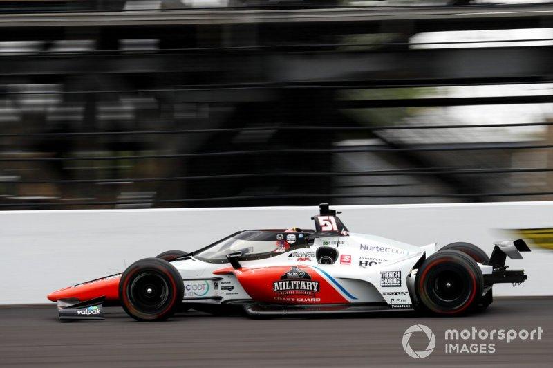 Pietro Fittipaldi, Dale Coyne Racing with Rick Ware Racing Honda