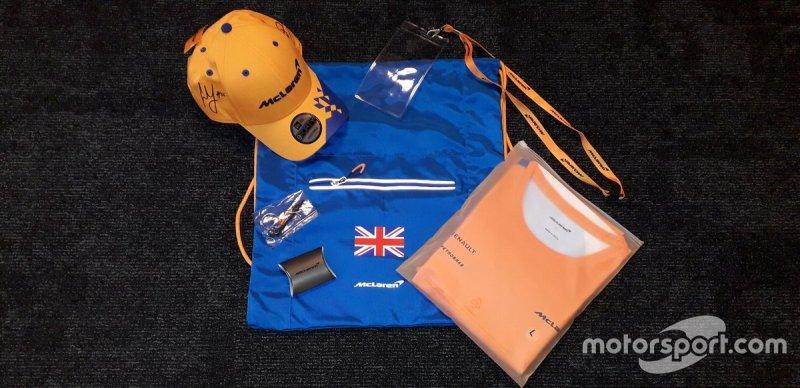 McLaren Goodiepakket