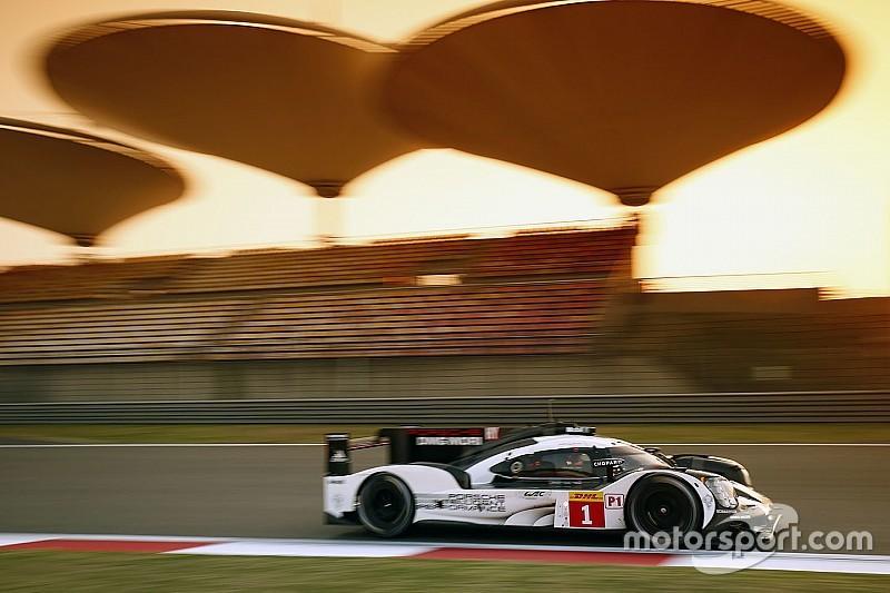 Per la Porsche pole position con il fiato in gola