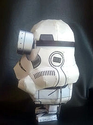 Storminion Papercraft - Star Wars