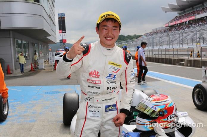 Yuki Tsunoda (SRS / Kochira Racing
