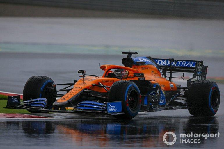 *P15 Carlos Sainz Jr., McLaren MCL35