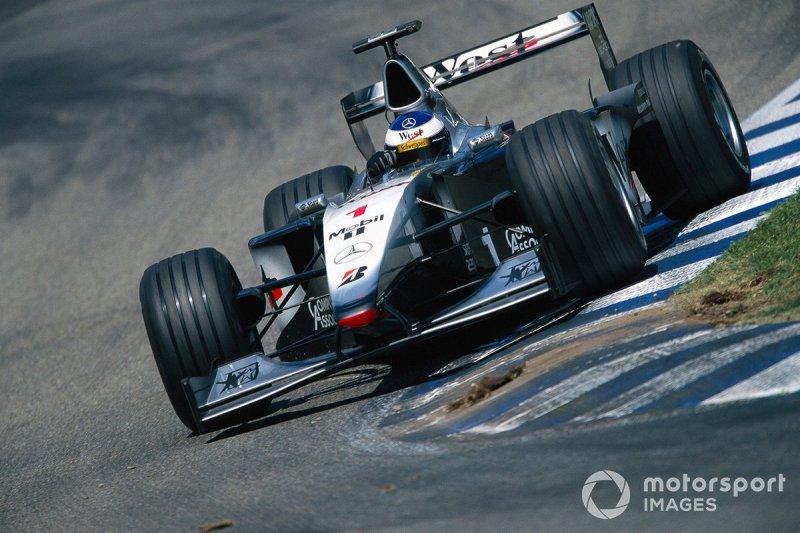 Mika Hakkinen, McLaren MP4-14 Mercedes
