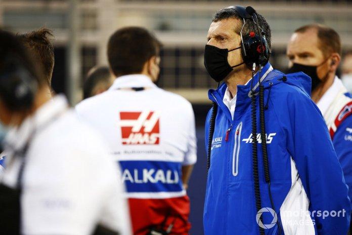 Gunther Steiner, Drejtori i Ekipit, Haas F1