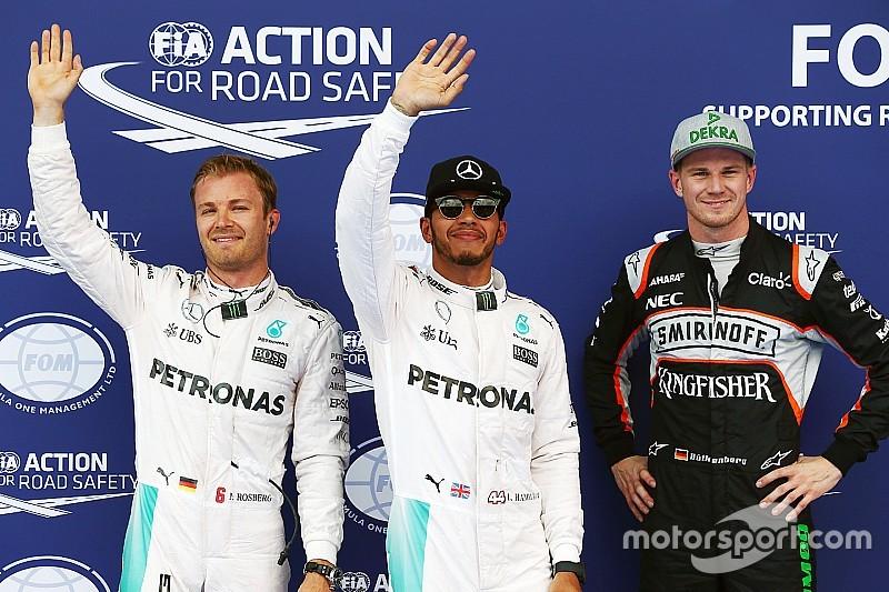 Hamilton marca pole em classificação emocionante na Áustria