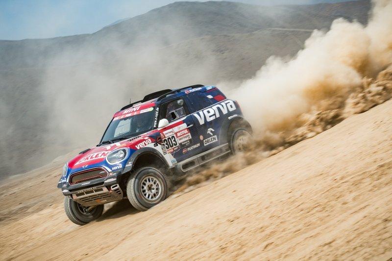 #303 X-Raid Team Mini: Jakub Przygonski, Tom Colsoul  Ten things to watch for in the 2019 Dakar Rally 303 x raid team mini jakub prz 1