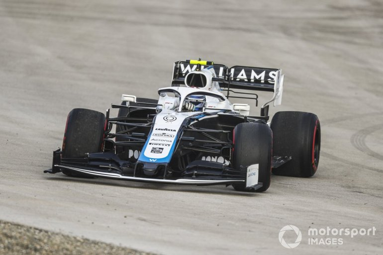 P19 Nicholas Latifi, Williams FW43