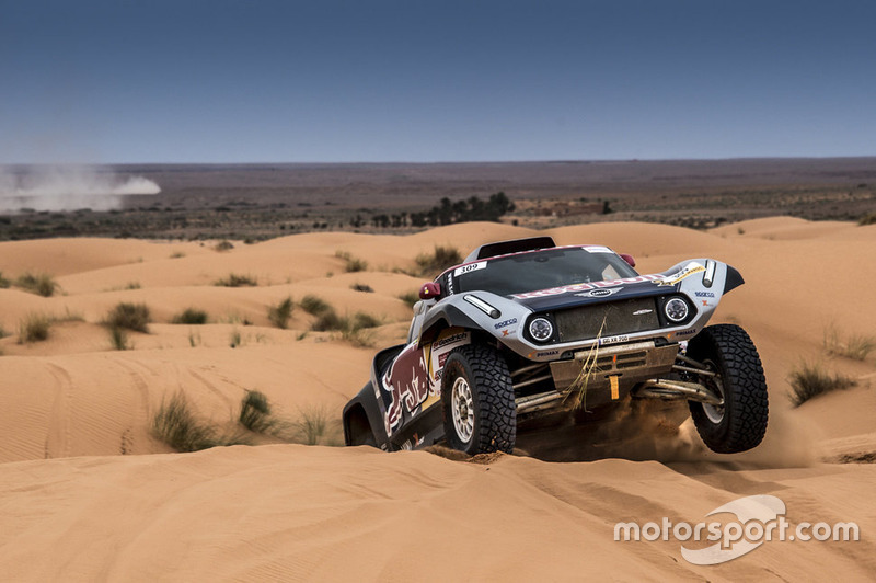 #309 X-Raid Mini John Cooper Works Buggy Team: Cyril Despres, Jean-Paul Colet  Ten things to watch for in the 2019 Dakar Rally 309 x raid mini john cooper w 1