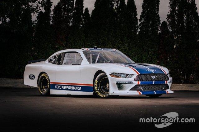 2020 NASCAR Xfinity Series Ford Mustang